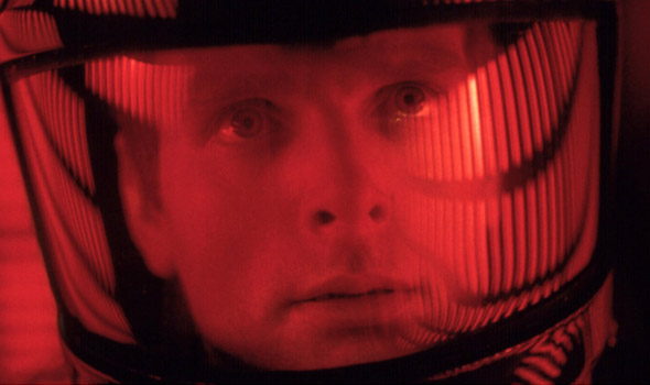 Fotograma de la película '2001: una odisea del espacio' (año 1968).
