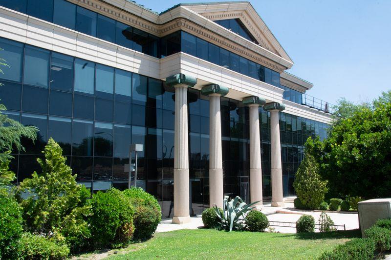 Exterior oficinas de Paradigma