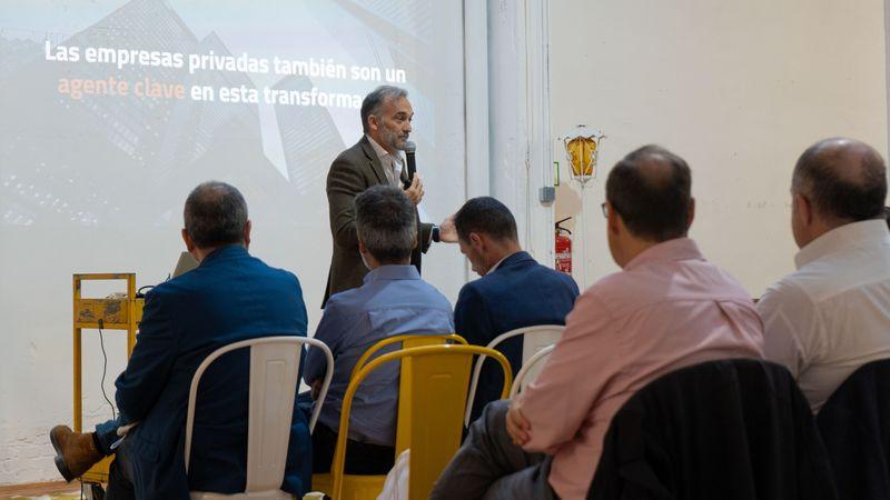 Ángel Bonet, CMO&S en Minsait y Presidente de la Fundación UnltdSpain